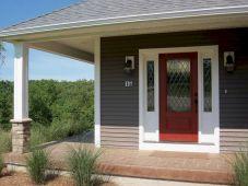 Exterior House Paint Color Schemes 6