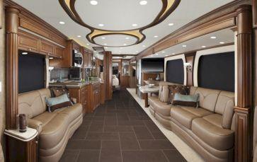 Luxurious Motorhomes Interior Design 19