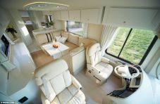 Luxurious Motorhomes Interior Design 7
