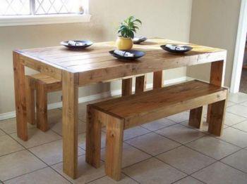Modern Farmhouse Kitchen Tables 3