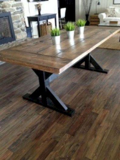 Modern Farmhouse Kitchen Tables 6