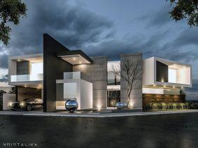 Modern Home Architecture 13
