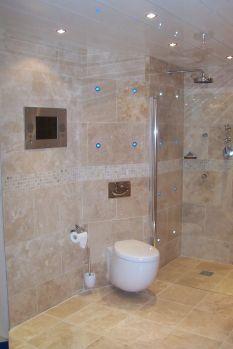 Natural Bathroom Tile Ideas 14
