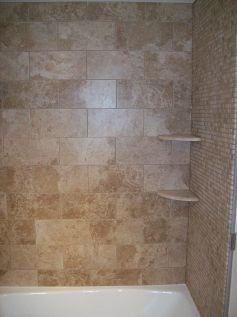 Natural Bathroom Tile Ideas 27