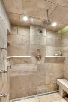 Natural Bathroom Tile Ideas 6