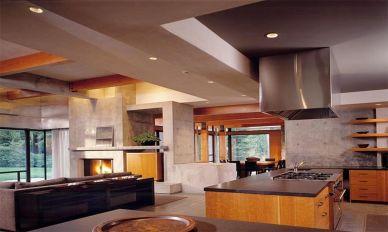 Northwest Contemporary Interior Design 6