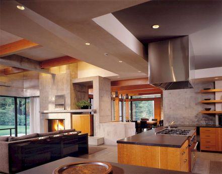 Northwest Contemporary Interior Design 9