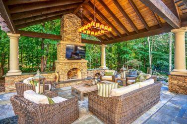 Outdoor Rooms Design 16