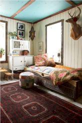 Romantic Vintage Bohemian Bedroom 1
