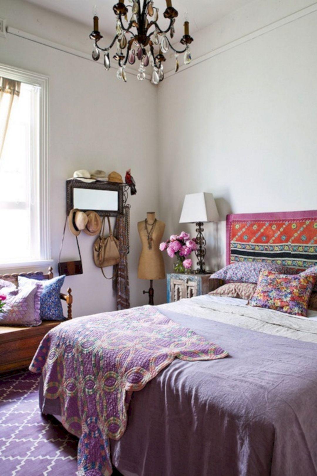 Romantic Vintage Bohemian Bedroom 10 (Romantic Vintage ...