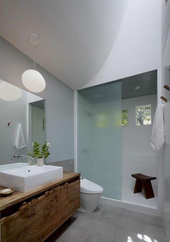 Rustic Bathroom Decorating Ideas 18