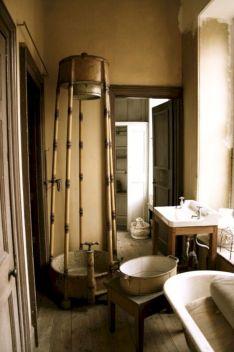 Rustic Bathroom Decorating Ideas 23