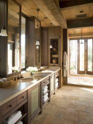Rustic Bathroom Decorating Ideas 25