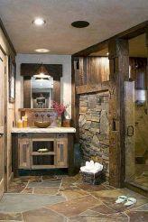 Rustic Bathroom Decorating Ideas 5