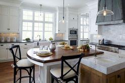 Coastal Farmhouse Kitchen Design 10