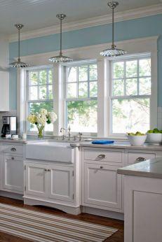 Coastal Farmhouse Kitchen Design 3