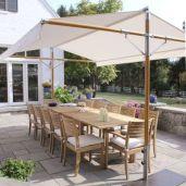 DIY Backyard Shade Structure 16
