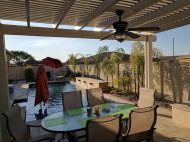 DIY Backyard Shade Structure 21
