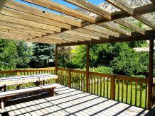 DIY Backyard Shade Structure 9