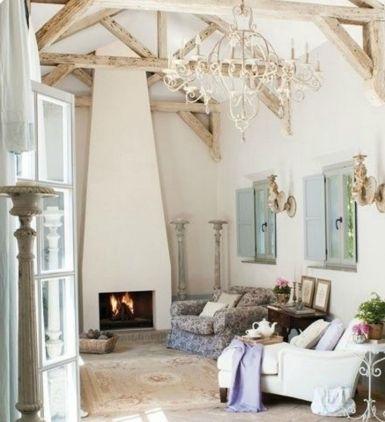 European Farmhouse Decorating Style 26