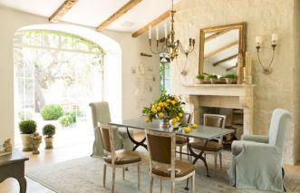 European Farmhouse Decorating Style 29