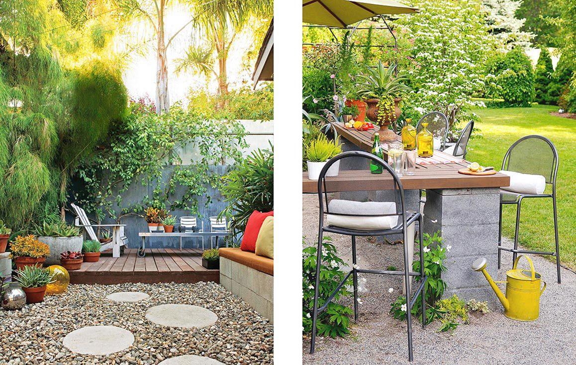 Garden Design Ideas With Seating Area 16