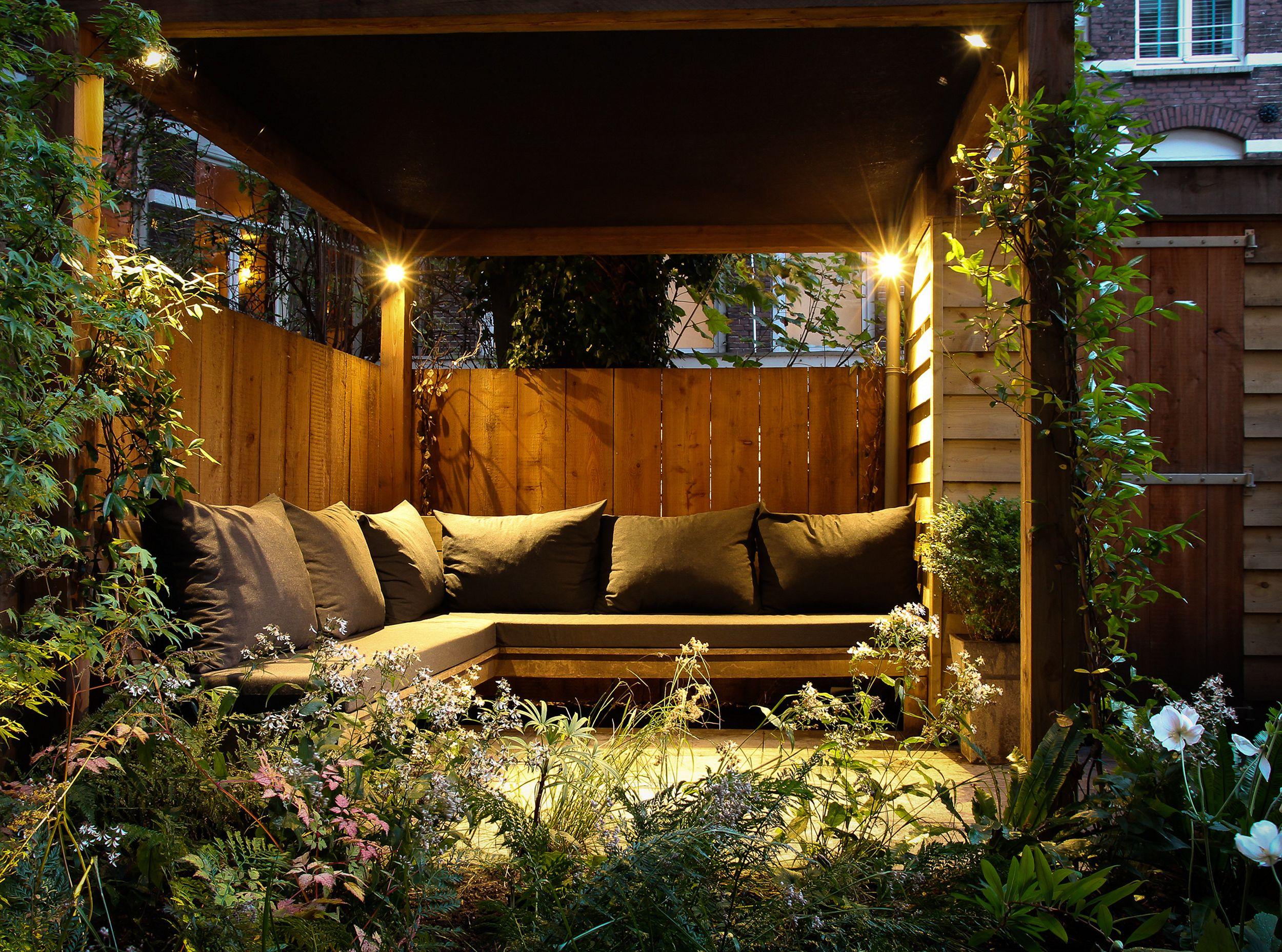 Garden Design Ideas With Seating Area 25