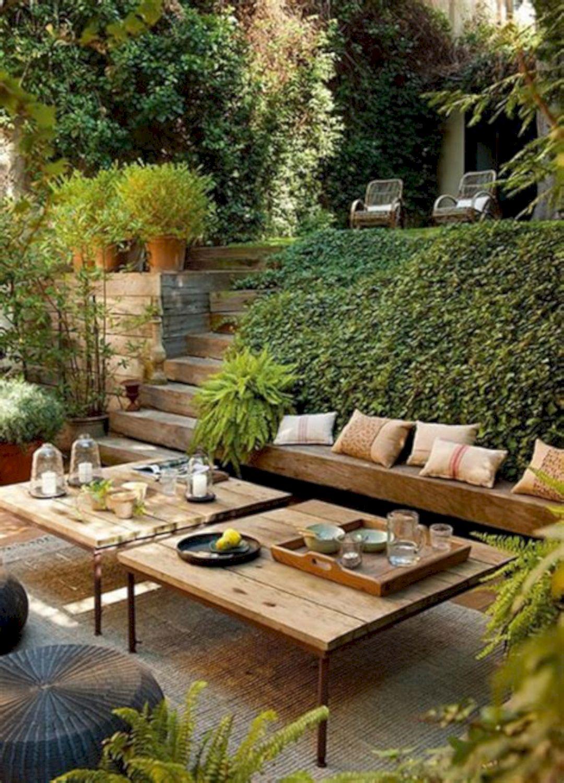 Garden Design Ideas With Seating Area 5