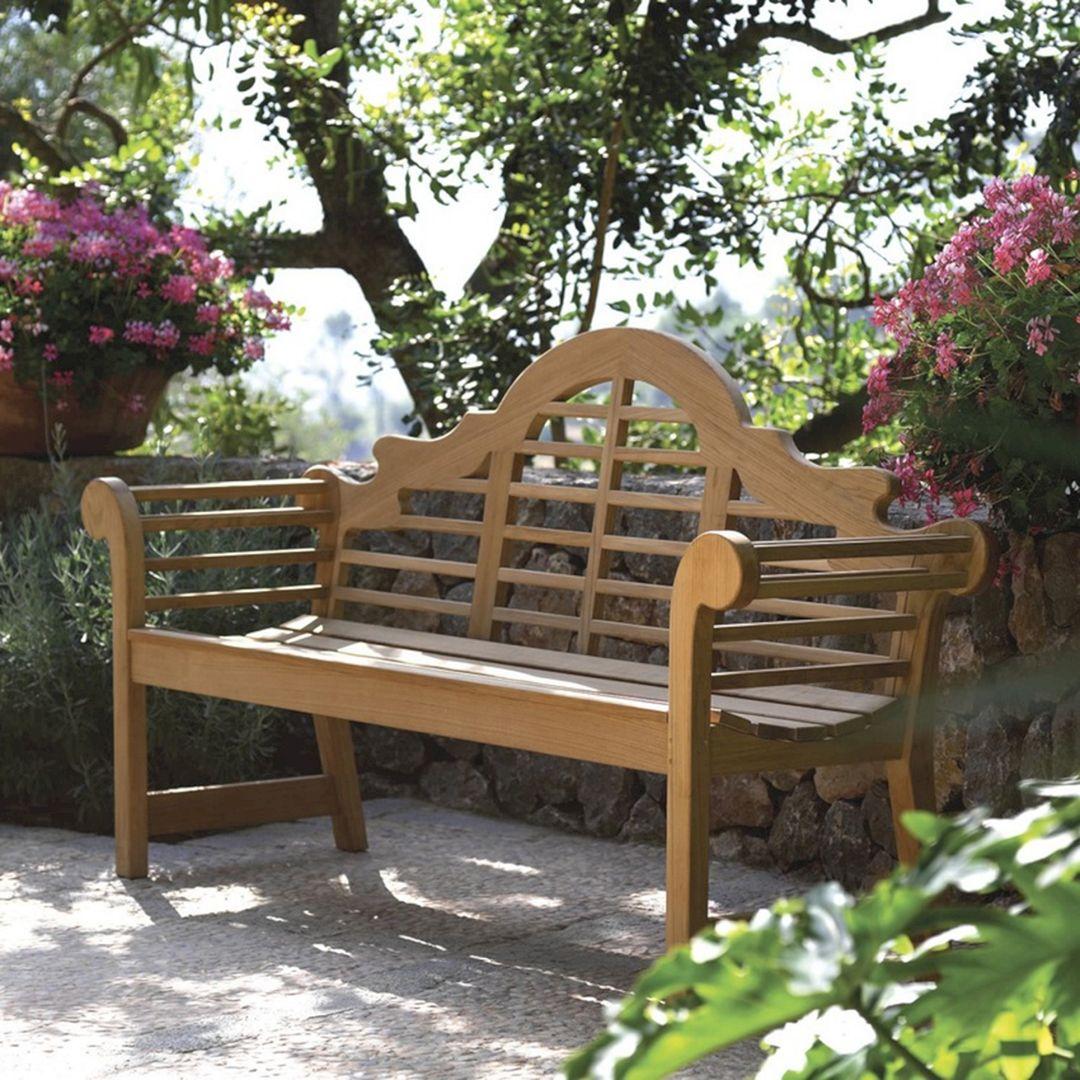 Garden Design Ideas With Seating Area 6