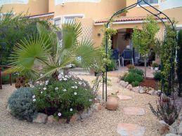 Gravel Backyard Design Ideas 11