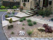 Gravel Backyard Design Ideas 12