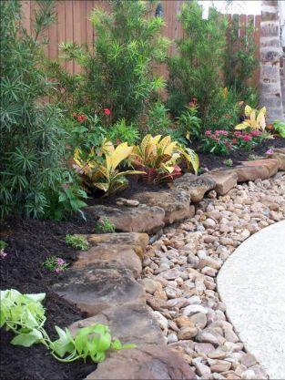 Gravel Backyard Design Ideas 19