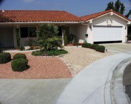 Gravel Backyard Design Ideas 28