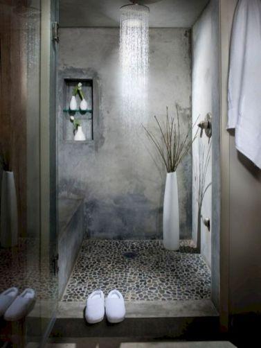 Industrial Small Bathroom Design 19