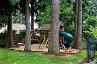 Kids Backyard Camping Idea 1