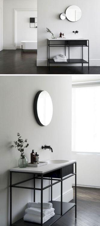 Minimalist Bathroom Vanity 11