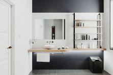 Minimalist Bathroom Vanity 12