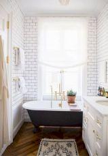 Modern Vintage Bathroom Design 16
