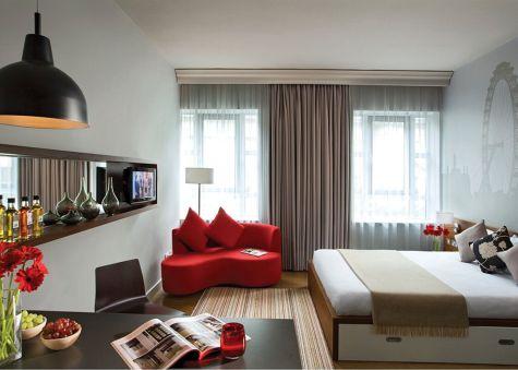Studio Apartment Decorating Ideas 10