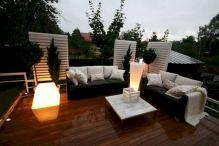 Backyard Garden Ideas With Seating Area 12