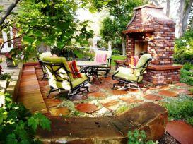 DIY Backyard Patio Ideas 211