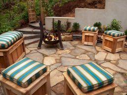 DIY Backyard Patio Ideas 22