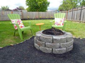 DIY Backyard Patio Ideas 24