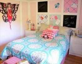 DIY Bedding Teen Girl Decoration 23