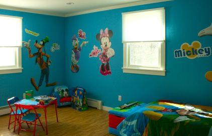 Disney Apartment Decoration 9