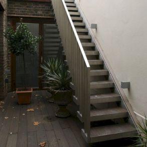 Exterior Spiral Staircase Ideas 26