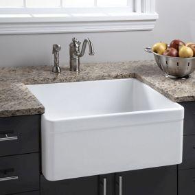 Farmhouse Sinks Design For Kitchen 6