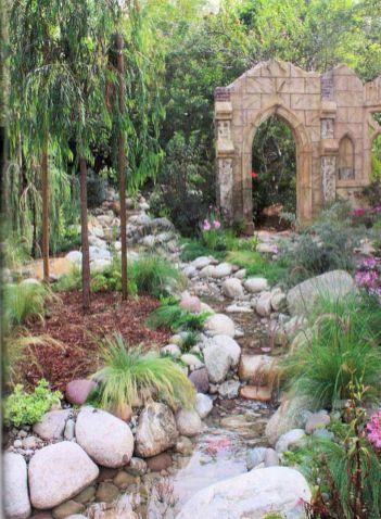 Goth Garden Ideas 15