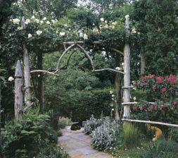 Goth Garden Ideas 9