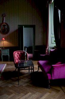 Gothic Living Room Design Ideas 11